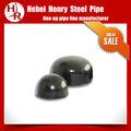 sans soudure en acier au carbone soudés bout à bout raccord 316 chapeau de pipe