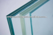 Flat Temper Glass Fence Panel from direct manufacturer,China