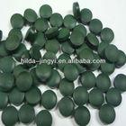 Healthcare supplement Spirulina tablet