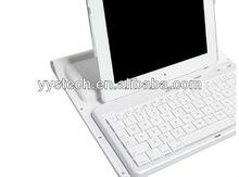 Aluminium Bluetooth Keyboard with Case for Ipad