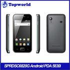 Newest PDA phone 5830i dual sim quad band