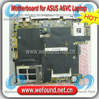 For ASUS A6VC Laptop motherboard , systerm board , mainboard with improve 7300 video