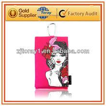 Urban girl cell phone bag