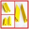 Composite Pultrusion FRP D-shape Ladder Step Beam,60*27*3mm