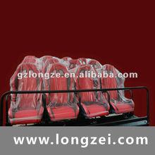 2012 The Most Popular Motion Simulator Entertainment Equipment Cinema Seat