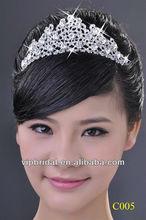 2012 fashion wedding crown
