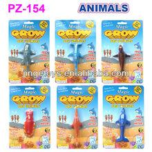 Magic Sea Animals Water Growing Toys