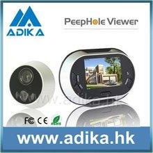 3.5 Inch TFT LCD Screen With Doorbell Digital Door Viewer