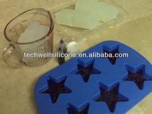 feitas à mão sabão molde de silicone