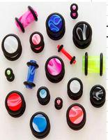 Custom ear gauges plugs ,free body jewelry sample