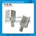 filme de aquecimento do cabo de cobre lug elétrica friso conector terminalilhós