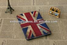 For ipad mini leather Customized Print Cover