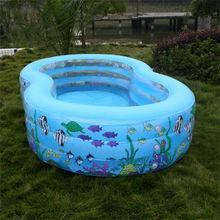 PVC adult inflatable pool