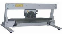 Circular blade moving pcb depaneling machine CWV-1M