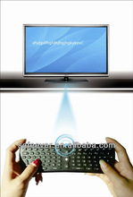 wireless 2.4GHz mini android keyboard air mouse for smart TV and android TV BOX/P