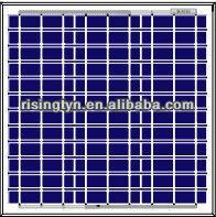 20W polycrystalline solar module