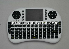 2.4G Mini Wireless Keyboard with Touchpad F PC Pad Google Andriod TV Box