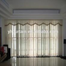 Yuhong manual sheer curtain