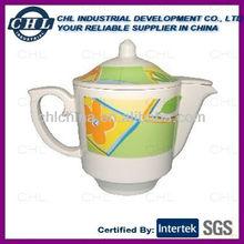 Melamine drinking jug with lid