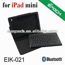 Wireless Bluetooth Slider Keyboard Case Portable For ipad mini