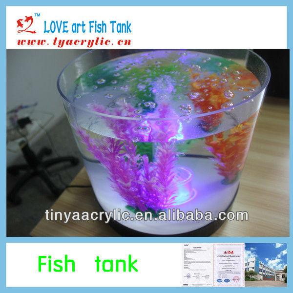 el diseño especial de moda de estilo tanque de los pescados