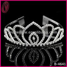New Fashion Crysal Wedding Crown/tiara For Bride