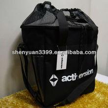 2012 wholesale black canvas outdoor tool bag