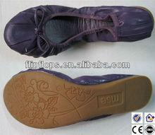 Fold up sapatos
