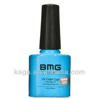 matte nail polish gel/BMG uv gel nail polish