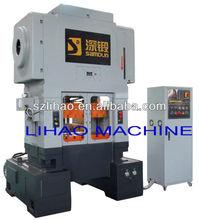 cnc punching/30 ton high speed mechanical press/cnc punching machine