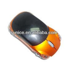 2012 Latest 2.4g Car Shape Wireless Mouse(SH-629)