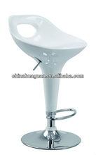 HG1101 Modern Swivel Plastic Bar Stools