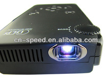 Best projector 120 Lumens projector hd DLP overhead projector support Apple Samsung pc ipad iphone mobile up to 32g