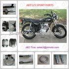 Repuestos de motos AKT 125 SPORT