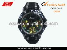 Brand New Quartz Stainless Steel Men's Wrist Watch White Dial