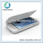 White External Backup Rechargeable Battery Case Samsung Galaxy S3 i9300