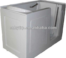 Adjustable Walk-In Tub For Eld And Disabled
