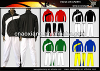 AXT01 soccer men tracksuit sports plain tracksuits winter tracksuit