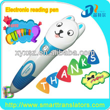 electronic reading pen word by word+Magic Talking Pen for Kids
