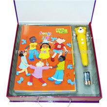 Children educational toy language studying talking pen