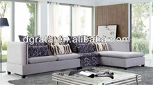 2012 popular flannelette sofa sets is uesd the high quality fabric to finish for the house furniture
