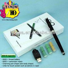 2013 New promotion hot design I DO pen style e cig with slim body shape huge vapor super electronic-cigarette-wholesale