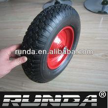 qingdao factory wholesale inflatable wheel barrow tire