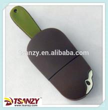 Funny chocolate icecream usb pen drive