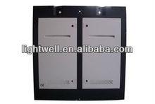 Alibaba express customized size iron,steel,aluminium cabinet led