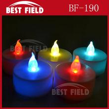 led candles Flashing electronic small
