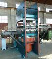 De vapor//hidráulica eléctrica de los productos de goma de vulcanización de prensa/manual push - pull modo vulcanizador