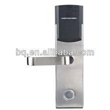 Proximity hotel door locks compatible mechanical lock
