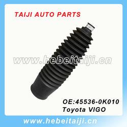 auto steering (dust,drive shaft,gear)boot