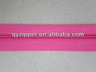 3# colored nylon zipper